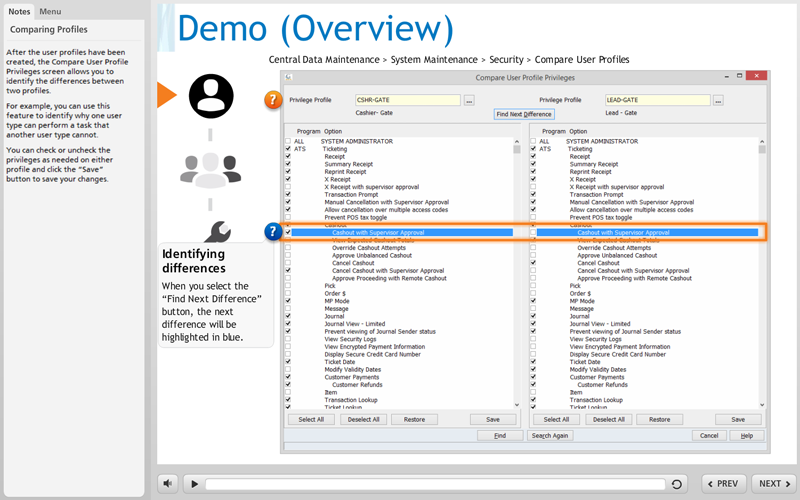 User Management - Demo
